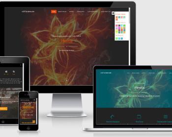 Hestia 2.0 theme released